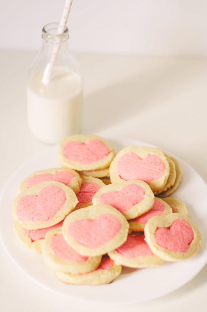 cookies dia dos namorados / valentines day cookies / peripécias